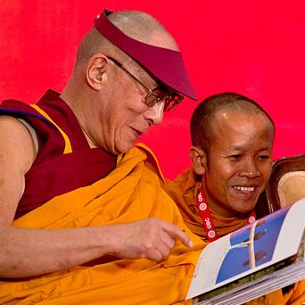 Обращение к Всемирному конгрессу буддистов (2011 г.)