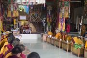 Мундгод дахь сүүлийн өдөр. Энэтхэг, Карнатака, Мундгод - 2014.12.29