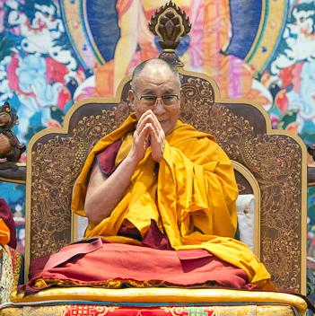 Прямая трансляция. Учения Его Святейшества Далай-ламы для буддистов России