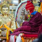 В Дхарамсале провели молебен о долголетии Его Святейшества