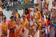 Шотон дуурийн баяр - Энэтхэг, Дарамсала - 2015.03.27