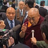 Его Святейшество Далай-лама прибыл в Токио