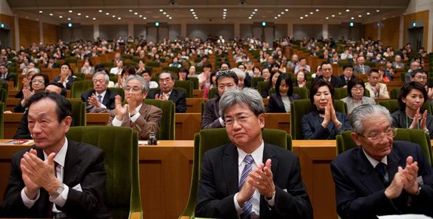 Токио дахь уулзалт. Япон, Токио - 2015.04.04