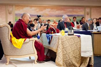 Встречи в Токио, посвященные тибето-японскому культурному обмену