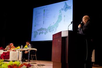 Далай-лама принял участие в форуме, посвященном сохранению окружающей среды для будущих поколений