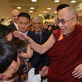 Начался визит Далай-ламы в Австралию