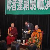 Молебен о долголетии Далай-ламы, встреча с представителями китайской интеллигенции и продолжение учений в Леуре