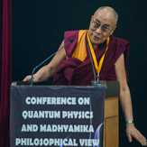 В Дели началась конференция «Квантовая физика и философские воззрения мадхьямаки»