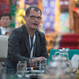В монастыре Сера прошел второй день 30-й конференции института «Ум и жизнь»
