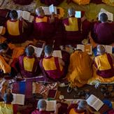 Четвертый день учений по 18 коренным текстам и комментариям традиции Ламрим