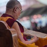 Прямая трансляция. Учения в монастыре Ташилхунпо
