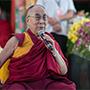 Далай-лама пообещал ученикам новую встречу на посвящении Калачакры в Бодхгае