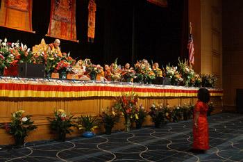 Далай-лама даровал учения для тибетцев в Миннеаполисе