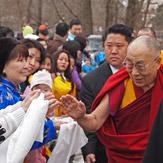 Дээрхийн Гэгээнтэн Далай Лам Дийр Парк-т хүрэлцэн ирэв