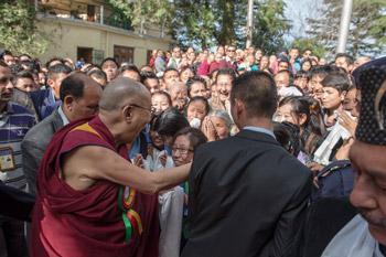 В Дхарамсале отпраздновали столетие со дня основания Института тибетской медицины и астрологии