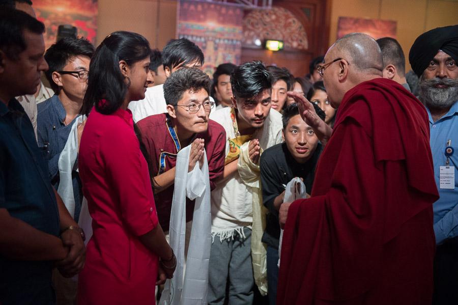 Далай-лама призвал следовать правилам светской этики