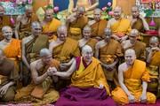 Встречи в резиденции Далай-ламы