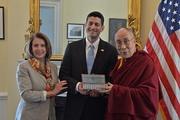 Встречи с лидерами Конгресса США и членами Международной кампании за Тибет