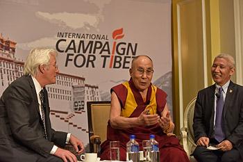 Далай-лама посетил Конгресс США и побеседовал с членами Международной кампании за Тибет