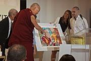 Визит Далай-ламы в Анахайм