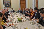 Встреча Его Святейшества Далай-ламы с лидерами Конгресса США на Капитолийском холме. Вашингтон, округ Колумбия, США. 14 июня 2016 г. Фото: Сонам Зоксанг