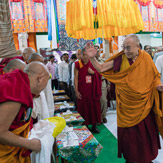 Далай-лама прибыл в тибетское поселение Мундгод