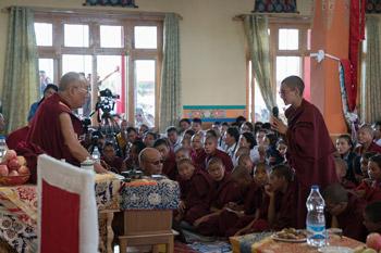 В монастыре Тикси начался четвертый Большой летний религиозный совет