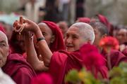 Далай-лама даровал учения в Тикси