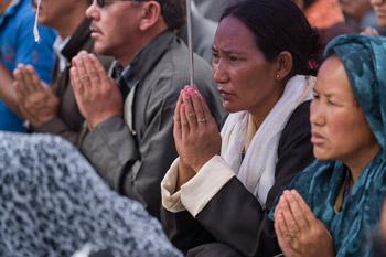 Далай-лама завершил даровать учения по сочинению Атиши «Светоч на пути к пробуждению»