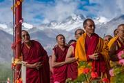 Учения Далай-ламы в Ле