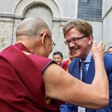 Брюсселийн айлчлал ба Төвөдийг дэмжигчдийн 7 дугаар их хурлын нээлт