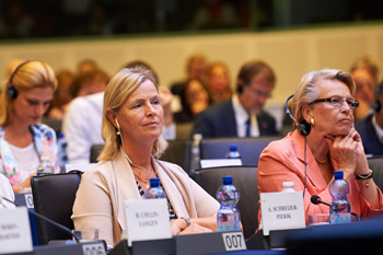 В Страсбурге Далай-лама посетил Европейский парламент и Совет Европы