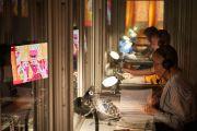 Некоторые из восьми переводчиков, работающих во время учений Его Святейшества Далай-ламы по сочинению Нагарджуны «Толкование бодхичитты». Страсбург, Франция. 17 сентября 2016 г. Фото: Оливье Адам