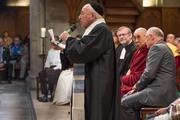 Межконфессиональный молебен о мире