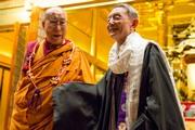 Далай-лама посетил Киото