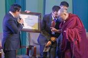 Далай-лама встретился с молодежью в Улан-Баторе