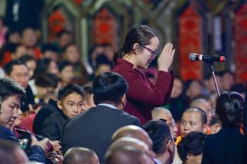 Далай-лама встретился с монгольской молодежью