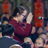 Дээрхийн Гэгээнтэн Далай Лам Монголын оюутан залууст лекц айлдлаа