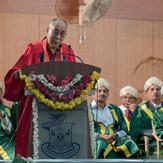 Дээрхийн Гэгээнтэн Далай Лам Майсурын их сургуулийн 97 жилийн ойн баярт уригдлаа