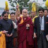 Далай Ламын ивээлээр байгуулагдсан Дээд сургуулийн нээлтийн ажиллагаа