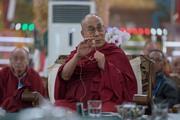 Первый день симпозиума «Эмори–Тибет» в Мундгоде