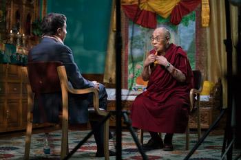 Далай-лама принял участие во втором дне симпозиума «Эмори–Тибет»