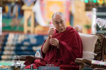 В Мундгоде завершился симпозиум «Эмори–Тибет»