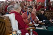 Заключительный день симпозиума «Эмори–Тибет»