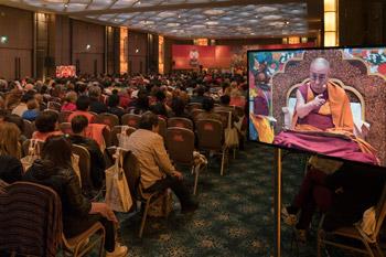В Дели начались учения для буддистов России