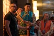 Второй и третий день учений Далай-ламы для буддистов России в Дели