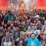 В Дели завершились учения Далай-ламы для буддистов России