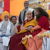 В Бодхгае продолжились учения Далай-ламы