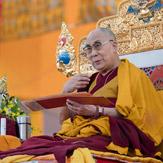 В Бодхгае прошел третий день учений, предваряющих посвящение Калачакры