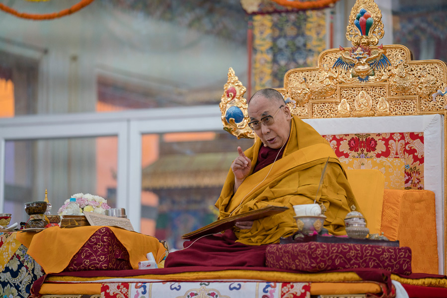 dali lama essay Dalai lama research papers give a biography of the religious and political leader who follows in the steps of buddha.